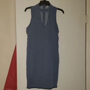 Active USA denim dress